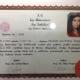 Op. Dr.  Fatma Oktay - diplomaları ve sertifikalari_1